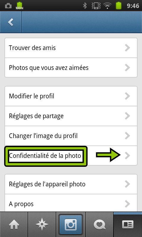 1 - tapez instagram sur google 2- avant de cliquer sur instagram, faites clic droit, examiner l'élément et cliques  sur l'icone du téléphone 3 - une fois que vous voyez le changement cliques  sur instagram 4 - appuyez sur le plus une fois que vous êtes sur instagram 5 - Séléctionnez votre  photo / vidéo 6...