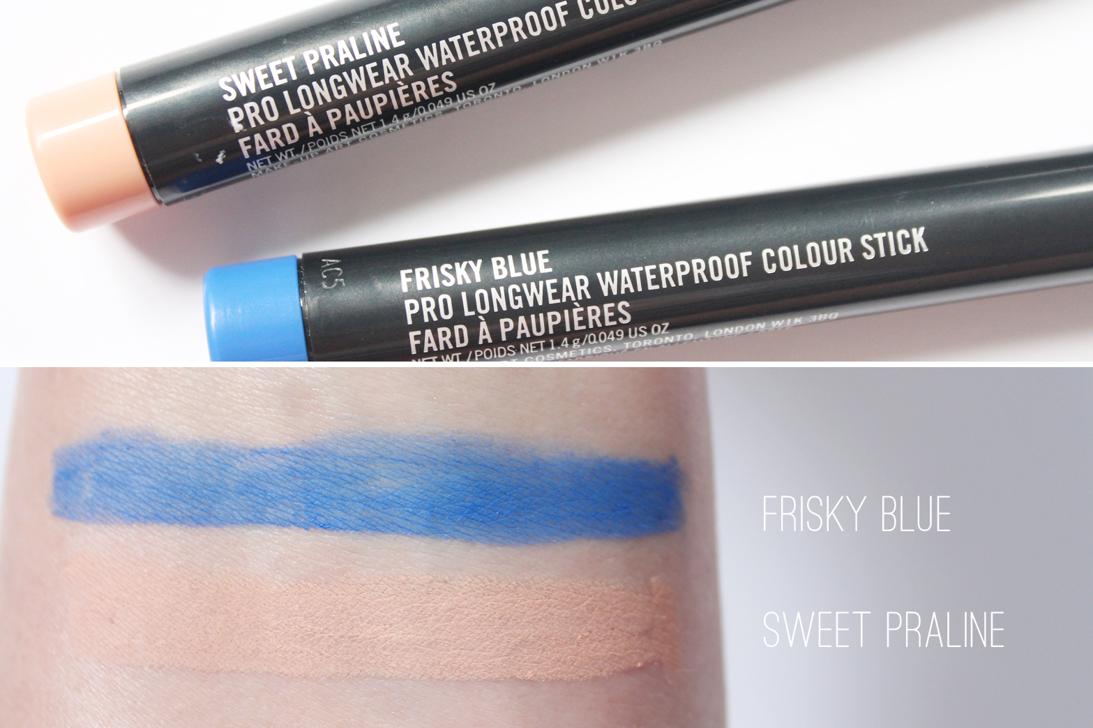 M.A.C | Pro Longwear Waterproof Colour Stick + Eyes On Palettes - CassandraMyee