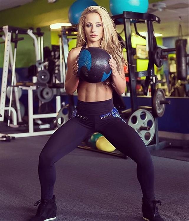Fitness Motivation Marissa Rivero Mcgrath