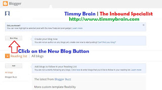 How To Setup Custom 1and1 Domain in Blogger: Create free Blogspot