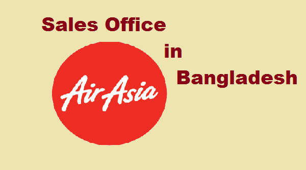 Air Asia Bangladesh Sales Office