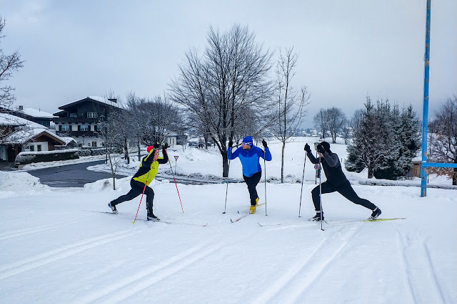 Saalfelden-Leogang Nordic-Park-Experience Langlauf Salzburgerland 02