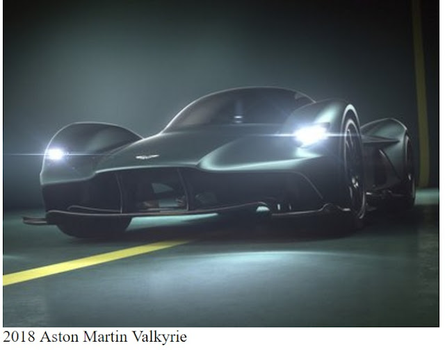 2018 Aston Martin Valkyrie: Here's What You Need To Know