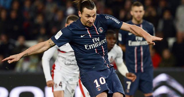 Nice vs Paris Saint Germain