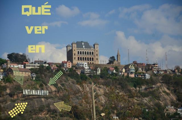 Que ver en Antananarivo