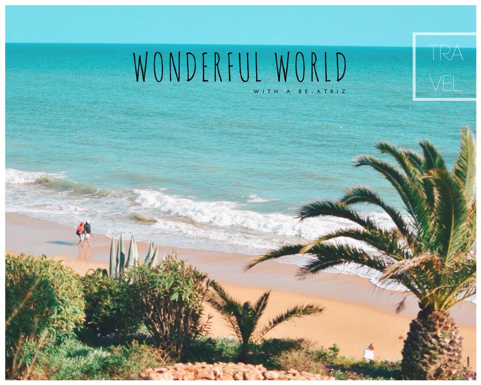 #WONDERFULWORLD |Praia de Santa Eulália|