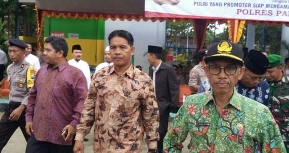 Wabup Pamekasan Berharap Pelaksanaan Pilkada 2018 Aman dan Kondusif