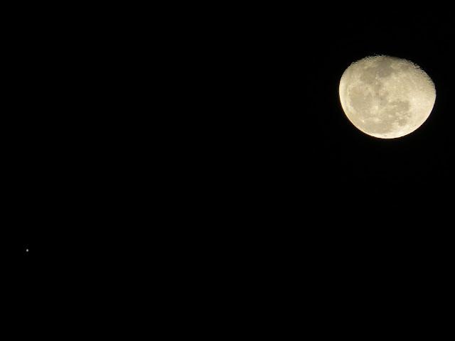 2016-01-27 - Moon and Jupiter