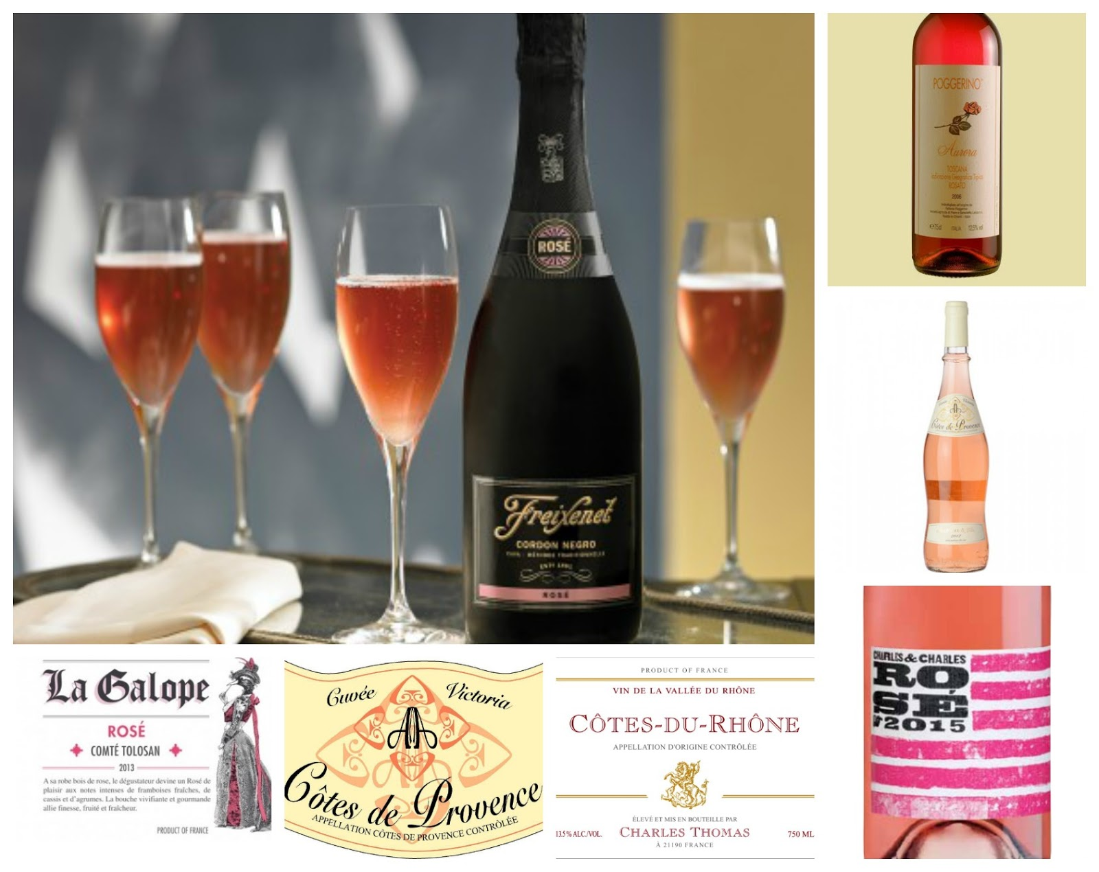 rose wine recommendations