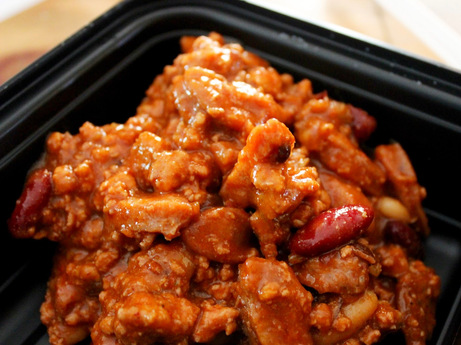 Best High Protein Chili Recipe