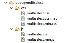 Bootstrap in XPages: Introducing Popupmultiselect - A Multiselect
