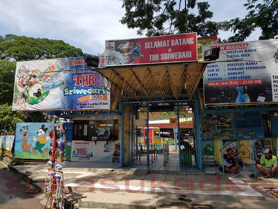 Mengenang Taman Hiburan Rakyat Sriwedari Di Kota Solo Sukasukadee