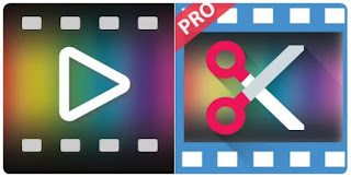 AndroVid Pro هو محرر فيديو لتعديل وتقطيع المقاطع بطريقة بسيطة قص ودمج الفيديوهات