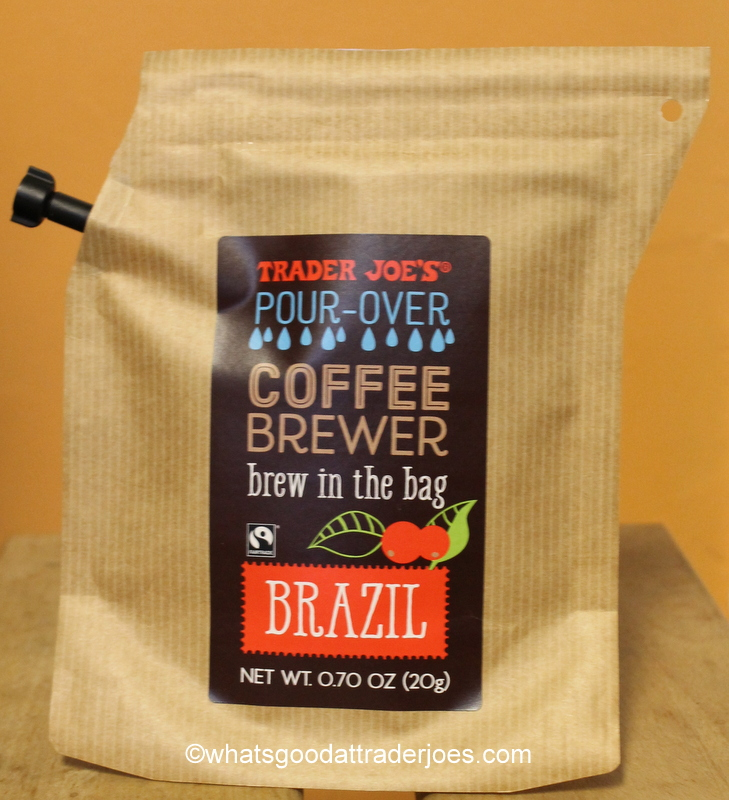 Whats Good At Trader Joes Shot O Joe Trader Joes Pour Over