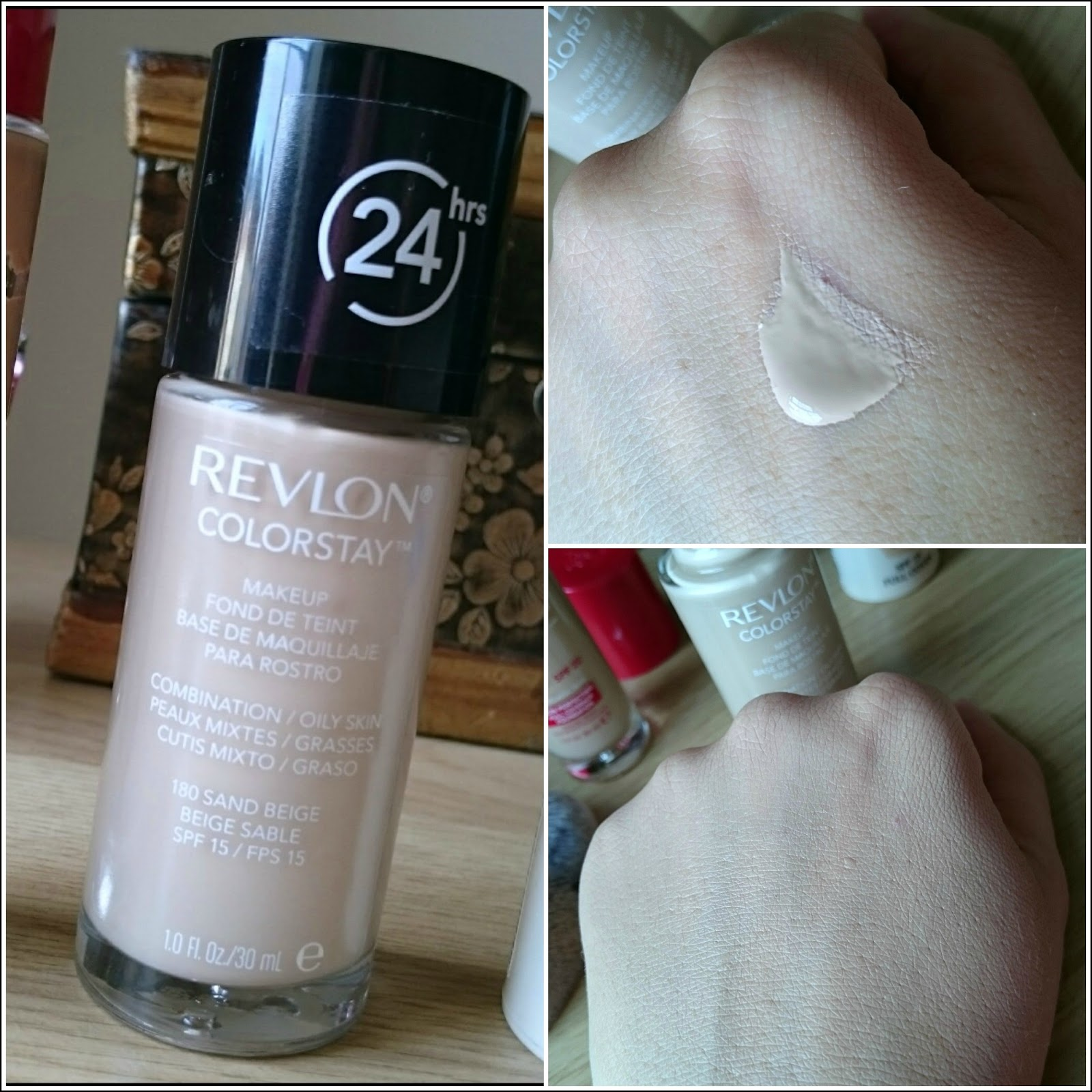 Revlon Colour Stay foundation