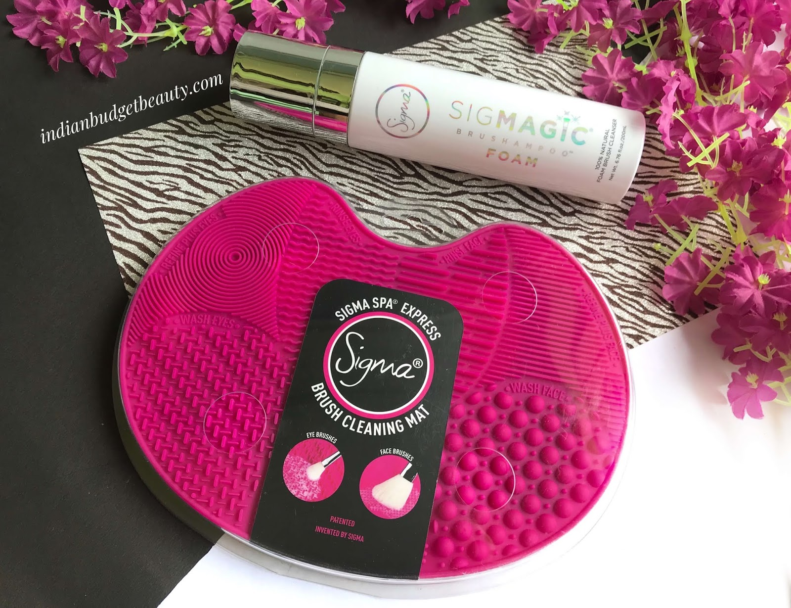 Sigma Beauty Affiliate Welcome Gift Makeup Brushes And