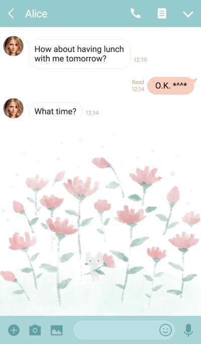 Hey Bu!-Blooming Season