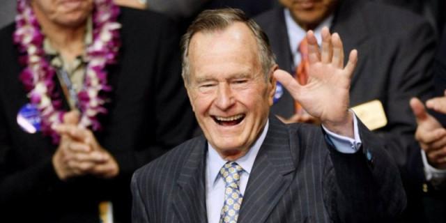 Estados Unidos de luto por la muerte del ex-presidente George H. W. Bush