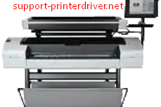 HP DesignJet T1100 MFP Printer Driver Download