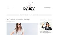 Download Premium Theme Beautytemplates Daisy Blogger Blogspot Template Gratis Responsive | Seo Friendly | Clean