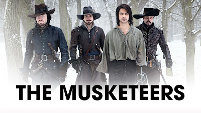 The Musketeers BBC1
