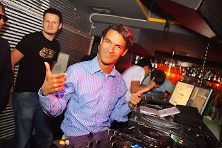 DJ Michael Dierks, Novosibisk, Siberia,Russia