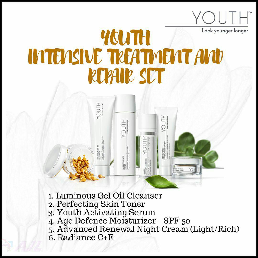 youth shaklee skincare