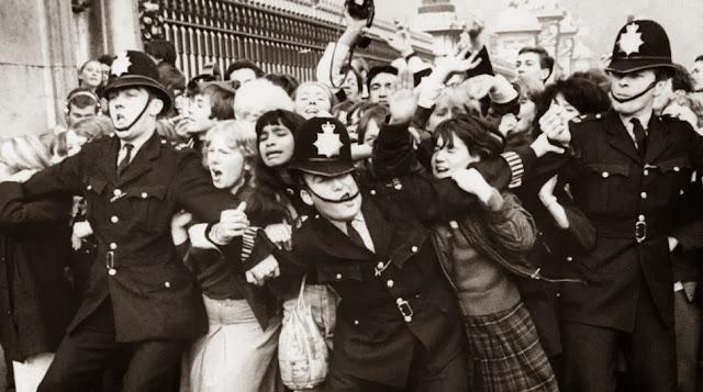 Resultado de imagen de la beatlemania