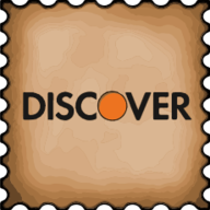 discover stamp icon