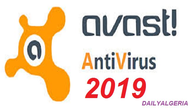 تحميل افاست Avast مضاد فيروسات 2019 مجانا عربي