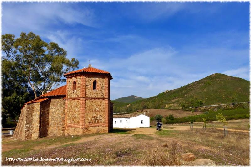 Ermita de Belén, Cañamero