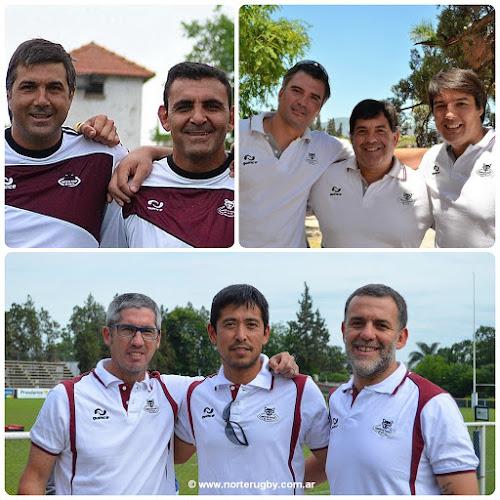 Designación de los entrenadores URS 2017