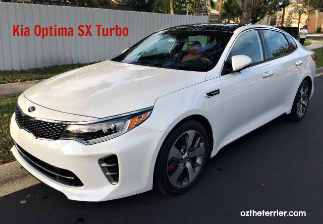 Kia Optima SX 2.0L Turbo