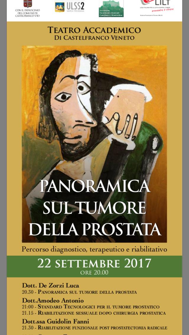 borsa per colostomia per carcinoma della prostata