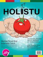 Gambar yang menjelaskan tentang Manfaat Tomat