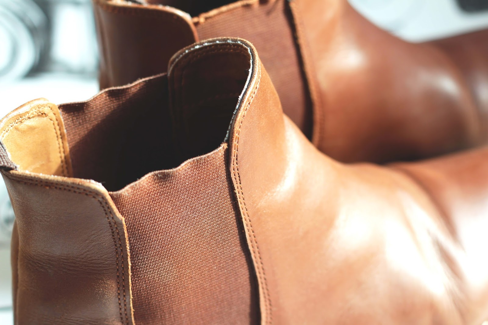 asos airbound leather chelsea ankle boot review
