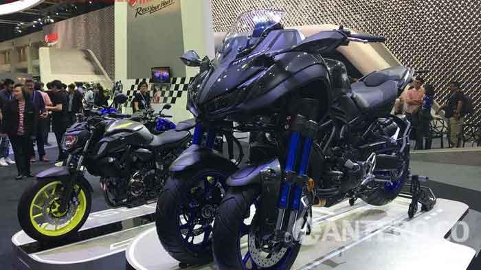 Yamaha Niken Motor Roda Tiga | Harga Spesifikasi Terbaru