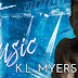 Cover Reveal - SHEET MUSIC by K.L. Myers