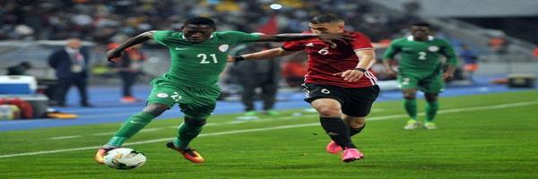 برباعية نظيفة المنتخب النيجيرى يحقق أنتصارا هاما على حساب المنتخب الليبى