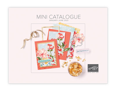 Mini Catalogue January - June 2021