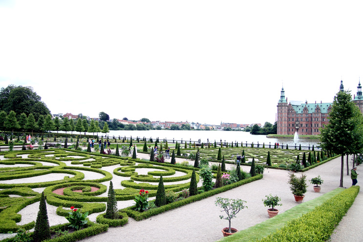 Frederiksborg Castle Hillerød Denmark
