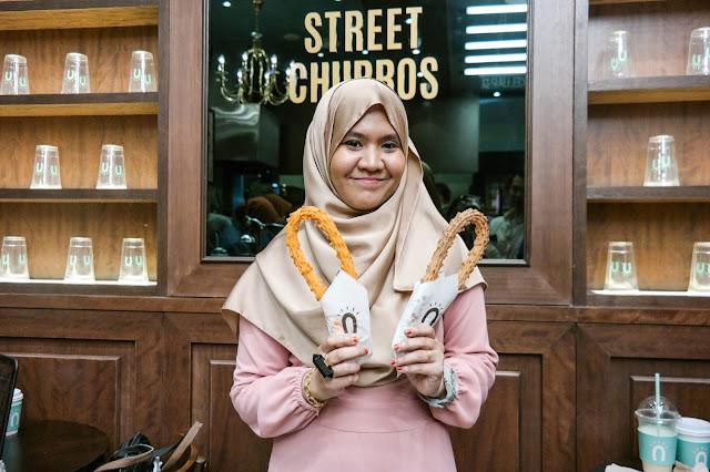 Street Churros, Churros, best churros in Malaysia, Best Churros in Kuala Lumpur,