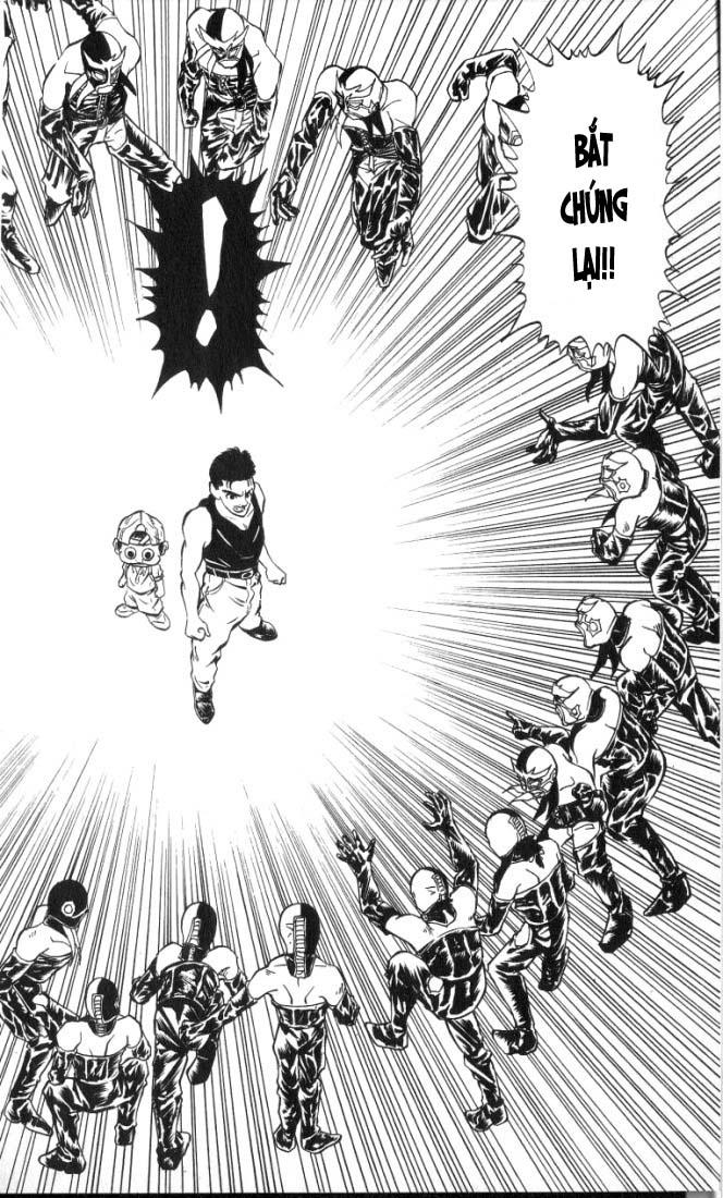 NINKU vol 15 trang 12