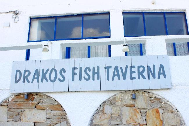 Drakos fish taverna