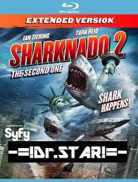 Sharknado 2 The Second One Hindi Dubbed Movie Download 300mb
