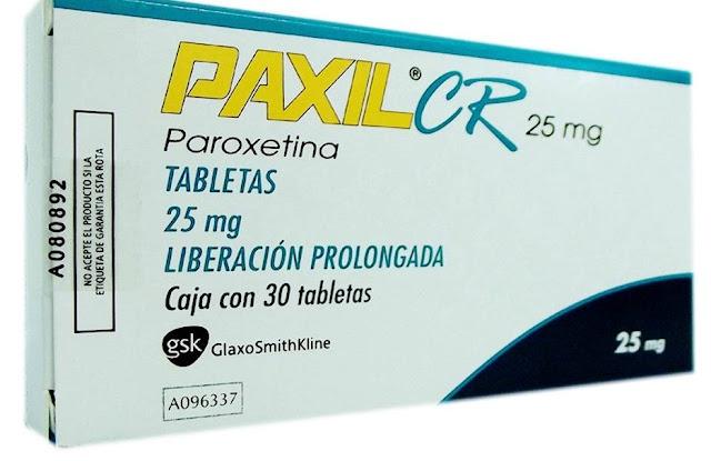 دواعى إستخدام عقار باكسيل Paxil