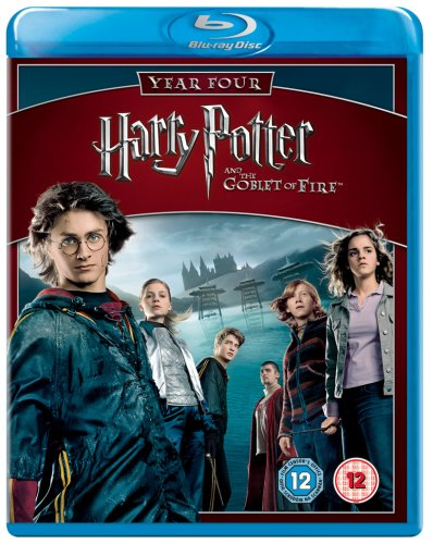 Harry Potter and the Goblet of Fire 2005 480p 350MB Blu-Ray Hindi Dubbed Dual Audio [Hindi - English] MKV