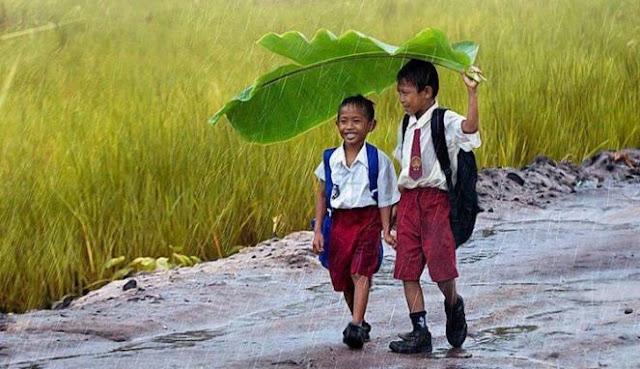 Inilah 4 Tips Menjaga Kesehatan Saat musim Hujan Tiba