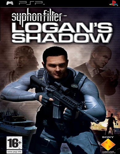 syphon filter  - Torrent Syphon Filter Logans Shadow For Playstation Portable PSP