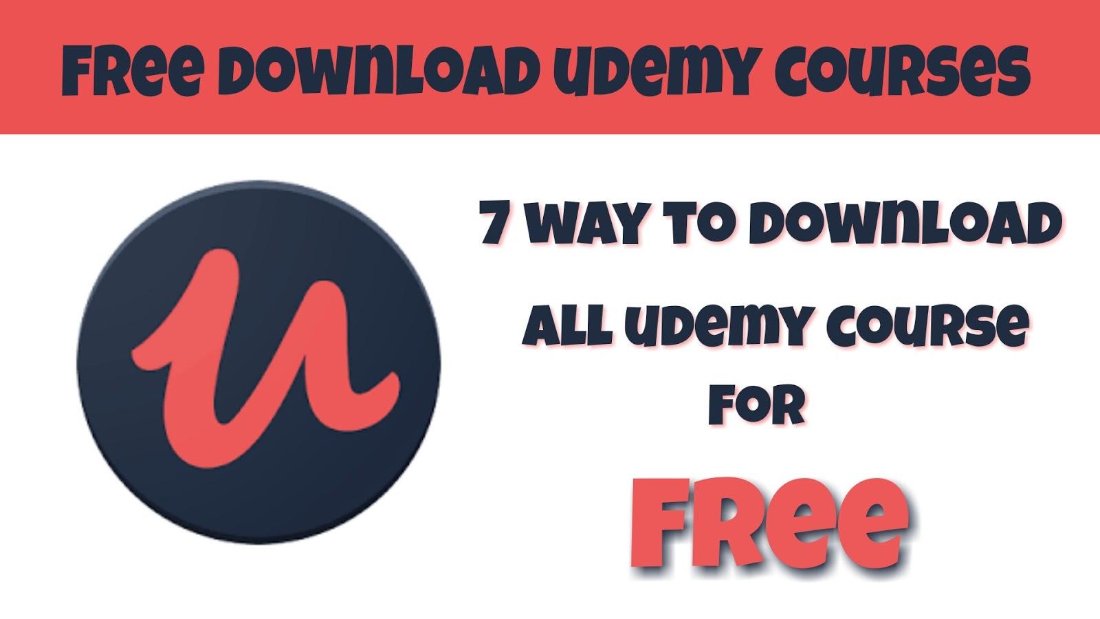 Udemy Tutorials Free